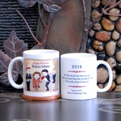 Personalized Retirement Party Mug for Her
