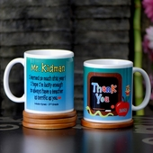 Personalized Terrific Teacher Mug