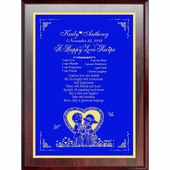 Recipe Love Plaque
