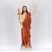 Resurrection of Jesus Italian Statue