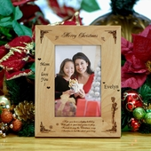 Unique Christmas Frame