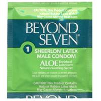 Beyond Seven Condoms with Aloe