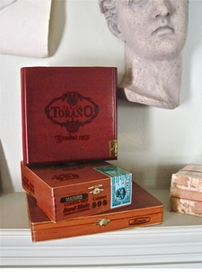 Cigar Box Collection #5 (ONLY 1 OF THIS SET!)
