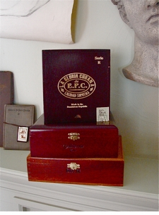 **SOLD!**   Cigar Box Collection #2