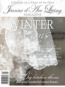 *PRE-ORDER*  Jeanne d'Arc Living - January 2014