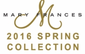 Mary Frances 2016 Spring Collection