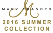 Mary Frances 2016 Summer Collection