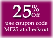 Mary Frances 25% OFF SALE