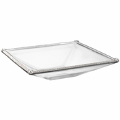 Alan Lee Princess Collection 14In Square Centerpiece Bowl