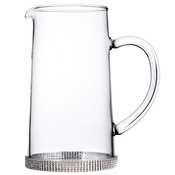 Alan Lee Princess Collection 40 Oz Glass Pitcher