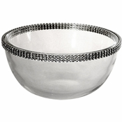 Alan Lee Princess Collection 5In. Glass Bowl