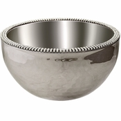 Alan Lee Princess Collection 6In Dual Angle Hammered Bowl