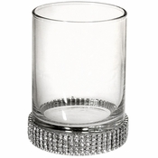 Alan Lee Princess Collection 6Oz Glass Tumbler / Kiddush Cup