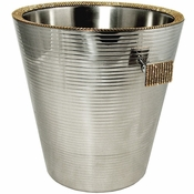 Alan Lee Princess Collection Champagne White Wine Bucket Gold