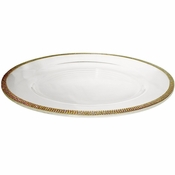 Alan Lee Princess Collection Dessert Or Salad Plate Gold