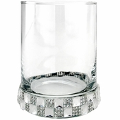 Alan Lee Princess Collection Double Old Fashioned With Checker Pattern