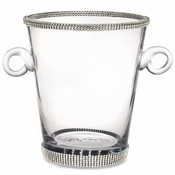Alan Lee Princess Collection Glass Ice Bucket