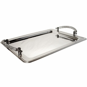 Alan Lee Princess Collection Rectangular Tray With Handles