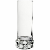 Alan Lee Princess Collection Shot Glass With Checker Pattern
