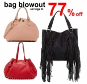 "<b><font color=""#FF0000"">BAG BLOWOUT</font></b>"