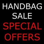 "<b><font color=""#FF0000"">HANDBAG SALE - SPECIAL OFFERS</font></b>"