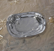 Beatriz Ball OCEAN Crab Dunes Oval Tray (medium)