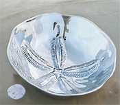 Beatriz Ball OCEAN sand-dollar bowl (lg)