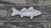 Beatriz Ball OCEAN striped bass platter