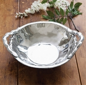 Beatriz Ball PEARL Denisse Bowl with Handles - CLOSEOUT
