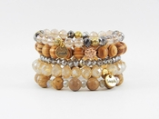 Erimish Bracelet Set Freebird Bracelet Stack - SPECIAL OFFER