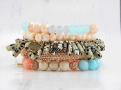 Erimish Bracelet Set Hendricks Bracelet Stack (Limited Availability) CLOSEOUT