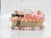 Erimish Bracelet Set Honey Bracelet Stack (Limited Availability) CLOSEOUT