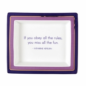 If You Obey The Rules Tray In Gift Box