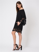 Jolie Dress Black