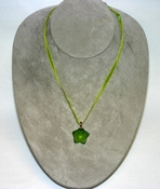 Lalique Carambola Lime Green - CLOSEOUT FINAL SALE