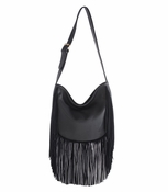 Liberty Cross-Body Black - CLOSEOUT