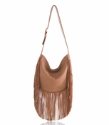 Liberty Cross-Body Tan - CLOSEOUT