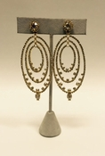 LK Gold Earrings - CLOSEOUT