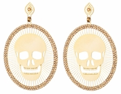 LK Jewelry Gold Plated Earrings