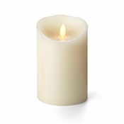 "Sold Out - Luminara Candles 3.75"" x 5"" In Pillar W/Timer - SPECIAL"