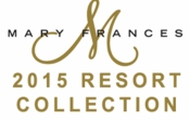 Mary Frances 2015 Resort Collection