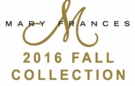 Mary Frances 2016 Fall Collection