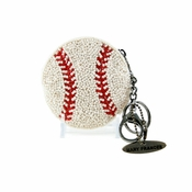 Mary Frances Batter Up Coin Purse