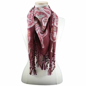 SOLD OUT Mary Frances Boho Scarf