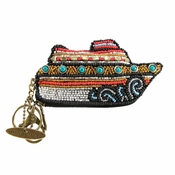 Mary Frances Cruisin Coin Purse