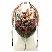 CLOSEOUT - Mary Frances Eden Scarf (Retired)