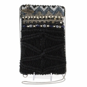 Mary Frances Equinox Cell Phone Glasses Pouch