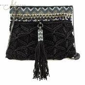 Mary Frances Equinox Handbag