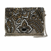 Mary Frances Exotic Mini Bag