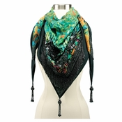 Mary Frances Fireworks Scarf - 20% OFF TODAY